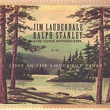 Lost in the Lonesome Pines by Lauderdale, Stanley, Clinch Mountain Boys