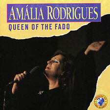 Queen of the Fado [Holland] by Am lia Rodrigues (CD, Feb-1996, Sound Of The...