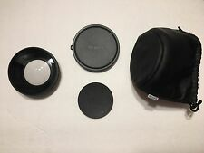 SONY VCL-DH0774 x0.75 Wide Angle Conversion Screw On Lens Used Made In Japan