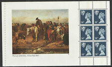 (SC2) GB QEII Stamps. The Scots Connection Prestige Booklet Pane ex DX10 1989
