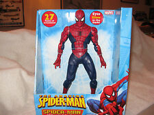 "The Amazing Spiderman 12"" Poseable Action Figure 27 POA By Toy Biz 2006"