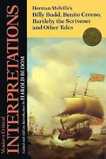 Herman Melville's Billy Budd,  Benito Cereno, Bartleby the Scrivener, and Other