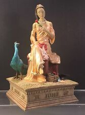 "RARE Duncan Royale Calendar Secrets June Statute 12"" Juno, the wife of Jupiter"