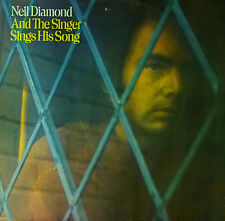 """Neil Diamond - And The Singer Sings His Song - 12"""" LP - C234 - washed & cleaned"""