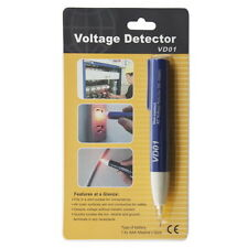 Electric Voltage Detector Non-Contact 90~1000V AC Tester Test METER Pen 2Y
