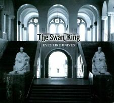 Eyes Like Knives by The Swan King (CD, 2011, Seventh Rule Recordings) SEALED cd