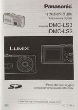 Panasonic dmc-ls3/dmc-ls2 istruzioni d 'uso/manuale di istruzioni - (14399)