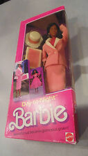 LOW PRICE New BARBIE DOLL Day To night AA 1984 NRFB