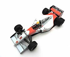 Ayrton Senna 1993 1:18 Minichamps MCLAREN Ford MP4/8  f1 / car model MARLBORO
