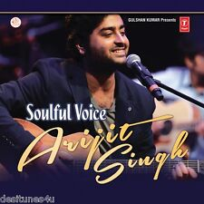 SOULFUL VOICE - ARIJIT SINGH - 2 CD BOLLYWOOD COMPILATION SET - FREE POST [ARJIT