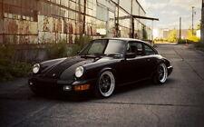"""037 Porsche 911 - High Performance Sports Racing Car 38""""x24"""" Poster"""