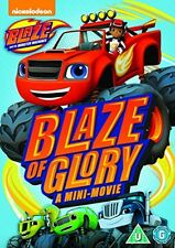 Blaze And The Monster Machines: Blaze Of Glory [DVD]