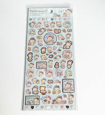 Rilakkuma Stickers - Korilakkuma Style 2 San-X Kawaii Japan UK