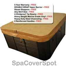 "4"" to 2"" Taper Premium Hot Tub Cover - Best Spa Cover with FREE Shipping - SALE"