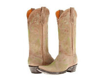 "New in Box Women's OLD GRINGO 13"" PAVITO Boot Bone Size 10 L214-31"