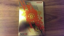 PES 2009 Manchester United (Man Utd) G1 Steelbook Case Only - Brand New & Sealed