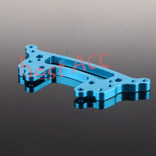 Aluminum 102023 122023 Blue Rear Shock Tower HSP 1:10 RC On-Road Car