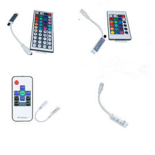 24 Key IR Remote Controller Box DC 12V 6A for 3528 5050 SMD RGB LED Light Strip