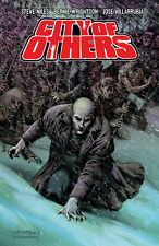 Bernie Wrightson SIGNED City of Others TPB Horror Art / Vampires Steve Niles