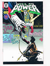 Will To Power #11 NM Dark Horse Comics Comic Book 1994 DE28
