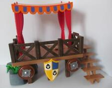 Playmobil Royal Jousting viewing platform NEW extra castle/knights sets