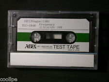 ABEX Alignment Test Tape TCC-184B (Azimuth and Frequency Response Check)