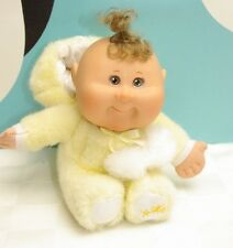 "Cabbage Patch Kids Yellow Bear Snugglies Mini 7"" Doll"