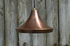 STYLISH DANISH DESIGN AGED COPPER FINISH HANGING LIGHT PENDANT LAMP SHADE DD2