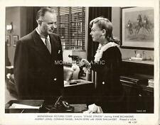AUDREY LONG IS STAGE STRUCK ORIGINAL VINTAGE MONOGRAM PICTURES CRIME STILL #1