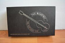 Paul McCartney Birthday Box Rare numbered Collector's Piece