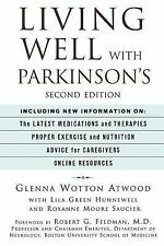 Living Well with Parkinson's, Atwood, Glenna Wotton Wotton, New Book