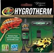 Zoo Med Hygrotherm vivarium thermometer & humidity controller night time drop