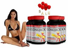 Mens Extract - Maca Extract Sexual Wellness - LONGJACK UP YOUR SIZE 6 Bottles
