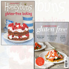 Honeybuns Gluten-free Baking Collection 2 Books Set (Gluten Free) Brand New Pack