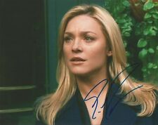 Elisabeth Rohm Law & Order autographed 8x10 photo with COA by CHA