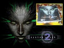 System Shock 2 PC CD Edition!!! culto juego en funda
