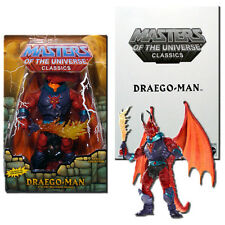 Masters of the Universe 30th Anniversary Draego-Man 6-Inch Action Figure #2