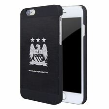 Intoro Oficial Manchester City FC Aluminio Funda Cubierta para Apple iPhone 6/6S