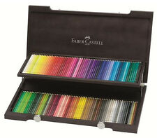 Faber Castell Albrecht Durer Watercolour Pencil - 120 Colour - Wooden Box