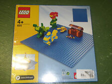 "LEGO 620 BLUE BASE PLATE BAUPLATTE  BASE BLU 32 X 32 Studs new & sealed ( 10"" x"
