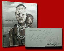 Enduring Spirit SIGNED Phil Borges