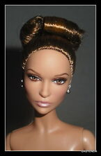 NUDE BARBIE  BRUNETTE JLO JENNIFER LOPEZ CELEBRITY MODEL MUSE DOLL FOR OOAK