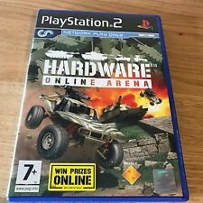 Hardware Online Arena PS2 PlayStation 2 Game PAL - FAST POST