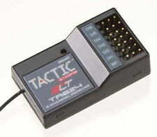 BRAND NEW TACTIC TR624 2.4GHZ 6 CHANNEL SLT RC AIRPLANE RECEIVER TACL0624 !!!