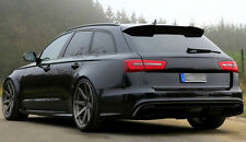 AUDI A6 C7 AVANT S-LINE S6 RS6 LOOK SPOILER ( from 2011  )