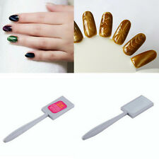 Hot Magnet Plate Wand Board Nail Art Set for Magic 3D Magnetic Polish