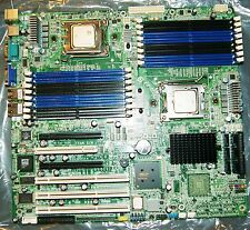 Tyan S2932 server motherboard with two Opteron 2419EE processors