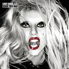 Lady Gaga Born this way (2011) [2 CD]