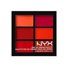 NYX Pro Lip Cream Palette PLCP03 - The Reds