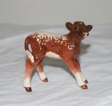 Rare Beswick Dairy Shorthorn Calf Model 1406c Cattle